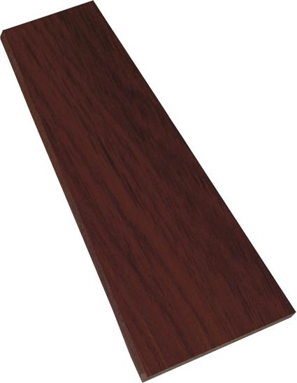 Apoyo madera recto
