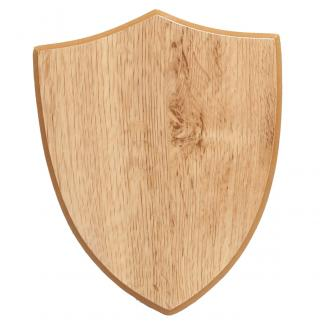 Metopa madera Roble Natural , serie 60800 (Frontal)