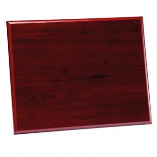 Cuña madera rectangular etimoe caoba, serie 70260-1 (Frontal)